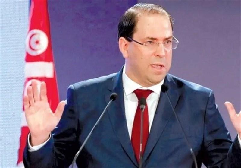 تونس، یوسف الشاهد وظایف و اختیارات خود را واگذار کرد