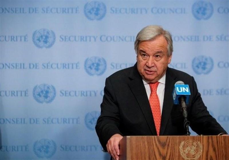 ابراز نگرانی دبیرکل سازمان ملل از تشدید درگیری ها در شمال شرق سوریه