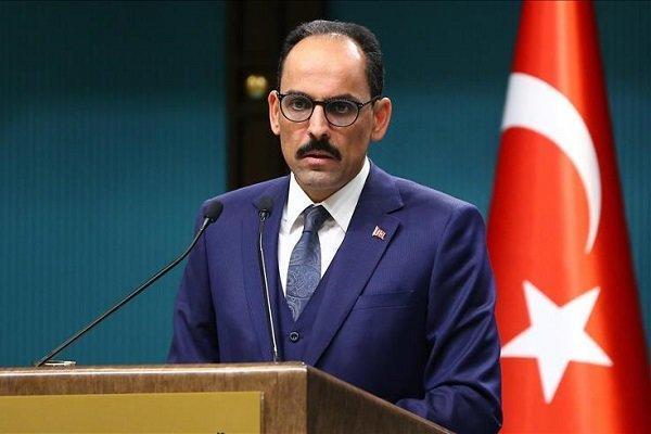 آنکارا: تهدیدات، ترکیه را از وظیفه خود منحرف نخواهد کرد!