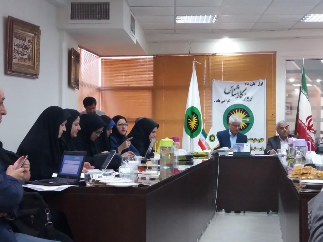 فعالیت 800 نفر در کانون کارشناسان رسمی دادگستری کرمان