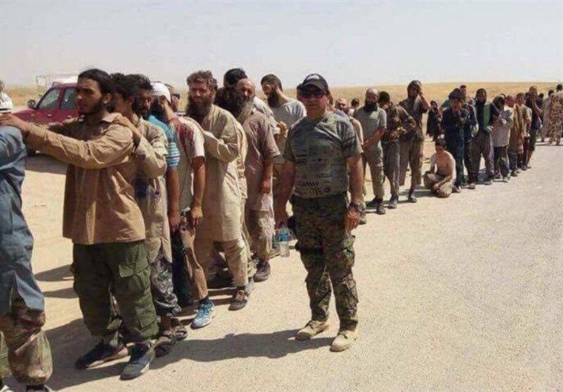 فرار 500 تروریست از زندانی در شمال سوریه
