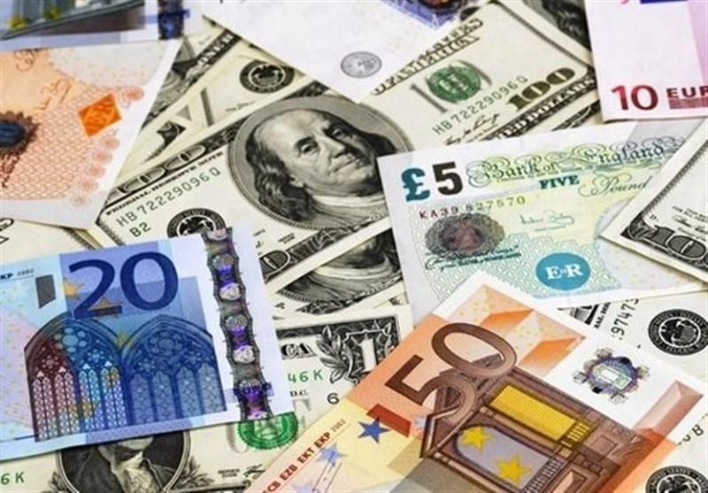 قیمت روز ارز های دولتی 98، 02، 26