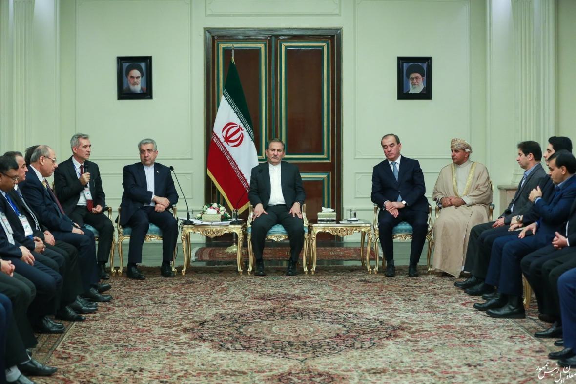 همکاری با کشور های منطقه اصلی ترین اولویت سیاست خارجی ایران است