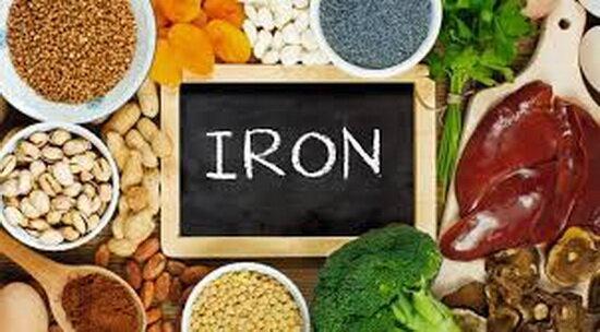 بدن روزانه به چه میزان آهن احتیاج دارد؟